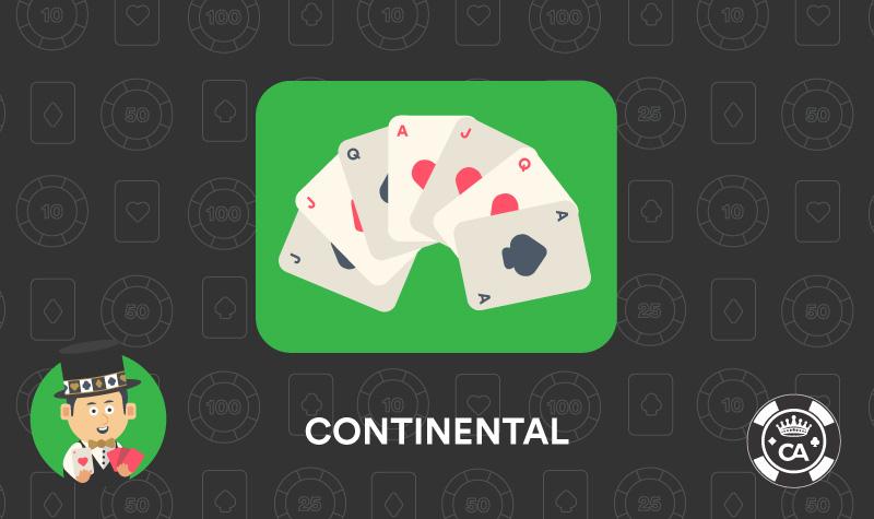 continental juego