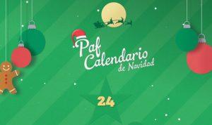 Promoción Navidad Paf