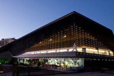 Fachada del Gran Casino Costa Brava