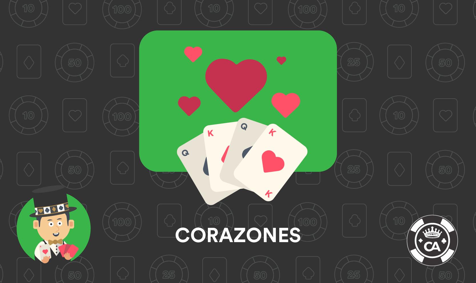 Reglas Corazones