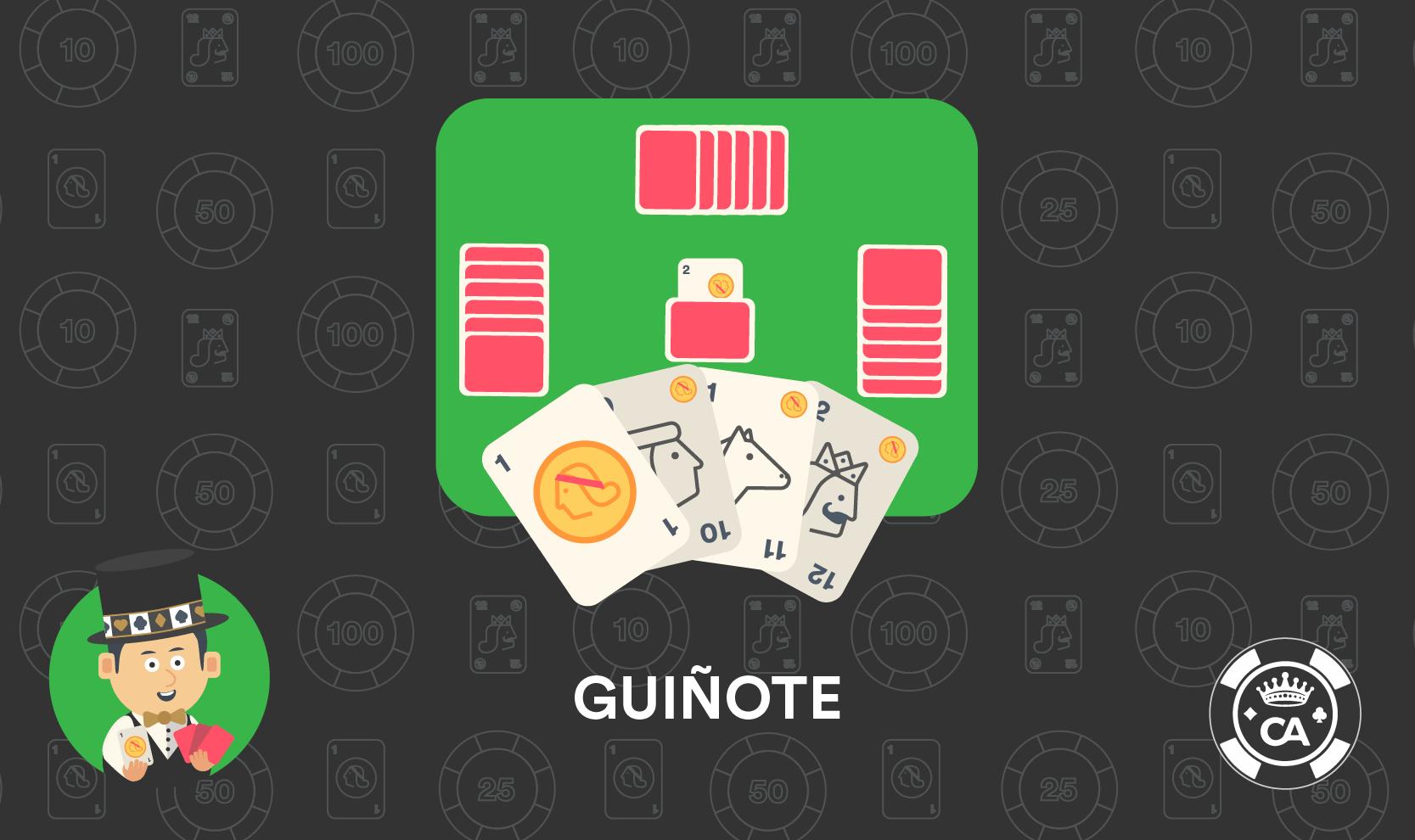 Reglas Guiñote