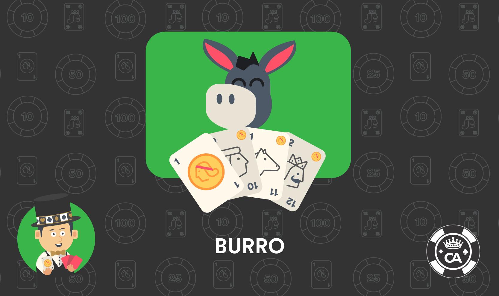 Reglas Burro