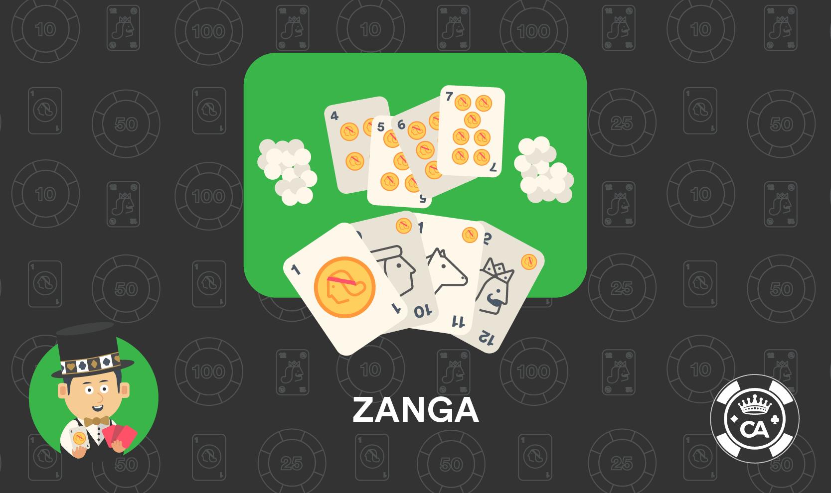 Reglas Zanga