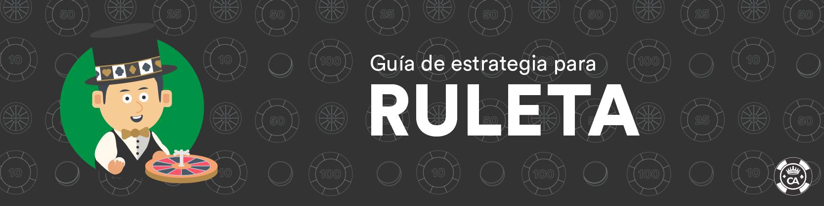 Estrategia Ruleta