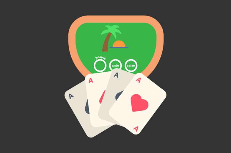 Poker Caribbean Stud