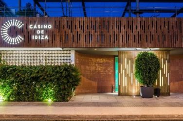 Entrada del Casino de Ibiza