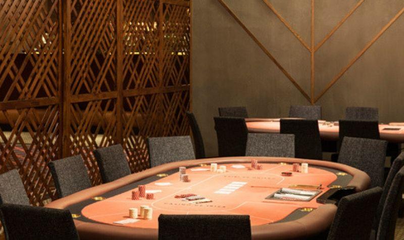 Mesas del Casino de Ibiza