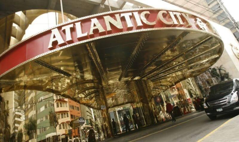 Fachada del Atlantic City Casino