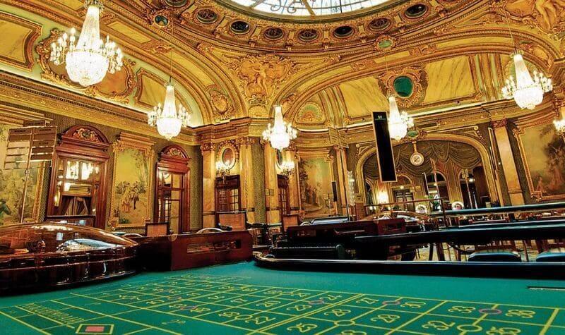 Ruleta del Casino de Montecarlo
