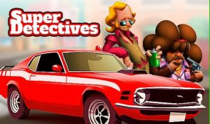 Slot Super Detectives Paston